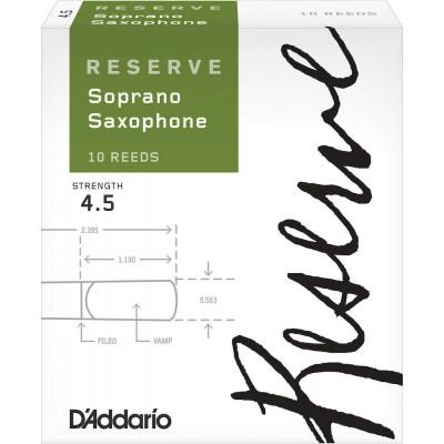 D'ADDARIO - RICO RESERVE SOPRANO 4.5