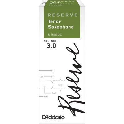D'ADDARIO - RICO RESERVE 3 - SAXOPHONE TENOR
