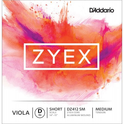 D'ADDARIO AND CO STRING ONLY (RE) FOR VIOLA ZYEX