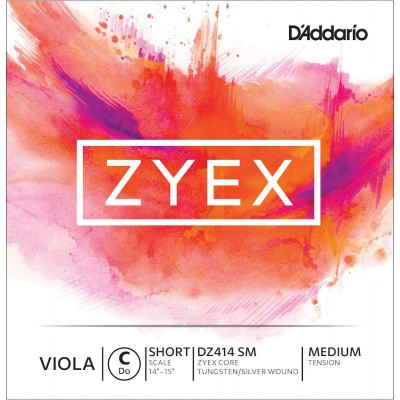 D'ADDARIO AND CO STRING ONLY (C) FOR VIOLA ZYEX