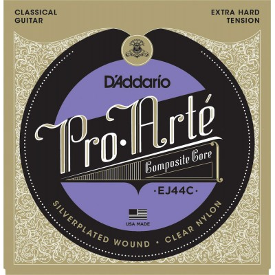 D'ADDARIO AND CO EJ44C PRO ARTE COMPOSITE VERY HIGH TENSION