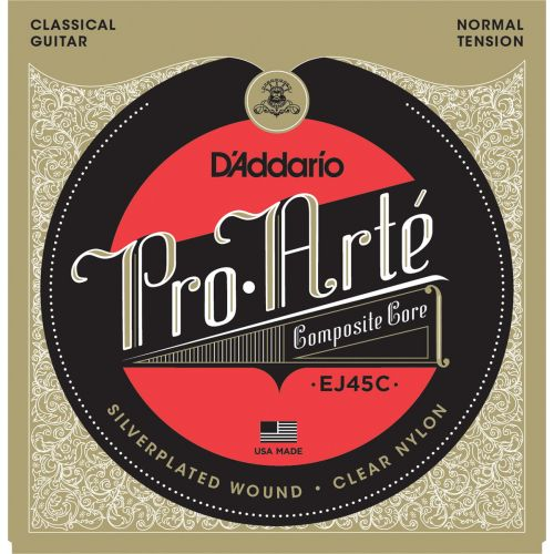 D'ADDARIO AND CO EJ 45 C PRO ARTE NORMAL TENSION