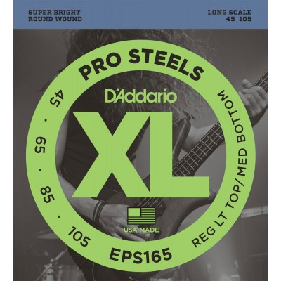 D'ADDARIO AND CO PROSTEEL EPS165 45 65 85 105