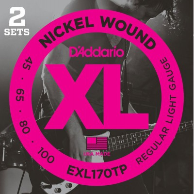 D'ADDARIO AND CO EXL170TP