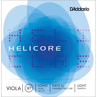 D'ADDARIO AND CO HELICORE VIOLA STRING SET