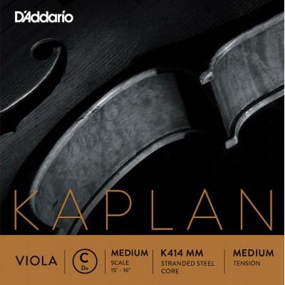 D'ADDARIO AND CO ALTO KAPLAN C CORDE MEDIUM SCALE TENSION