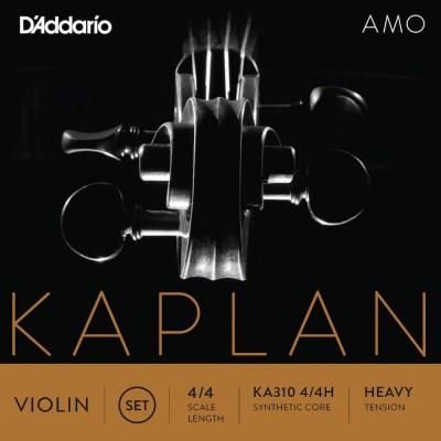 D'ADDARIO AND CO 4/4 KAPLAN AMO SET 4-4 HEAVY