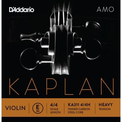 D'ADDARIO AND CO KA311 4/4H E STRING FOR VIOLIN 4/4 HIGH VOLTAGE