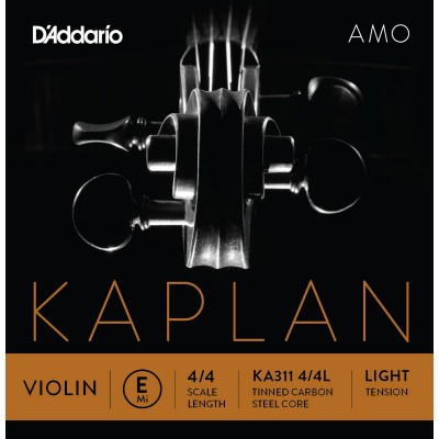 D'ADDARIO AND CO KA311 4/4L E STRING FOR VIOLIN 4/4 LOW VOLTAGE