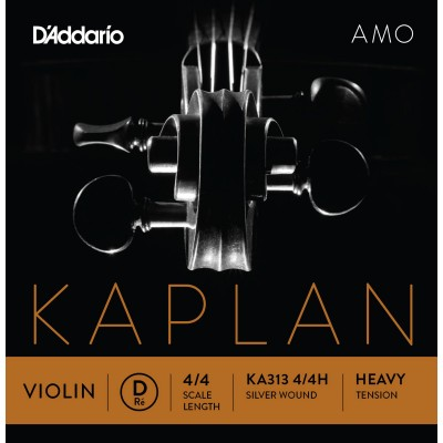 D'ADDARIO AND CO KA313 4/4H A STRING FOR VIOLIN 4/4 HIGH VOLTAGE