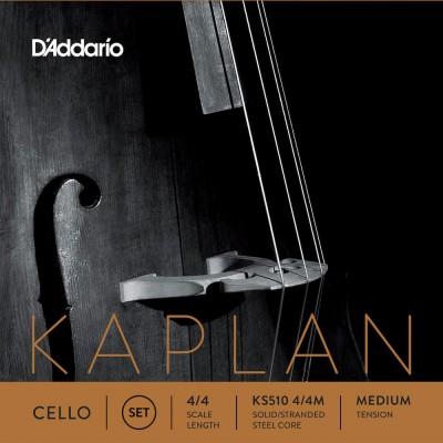 Cordas de violoncelo