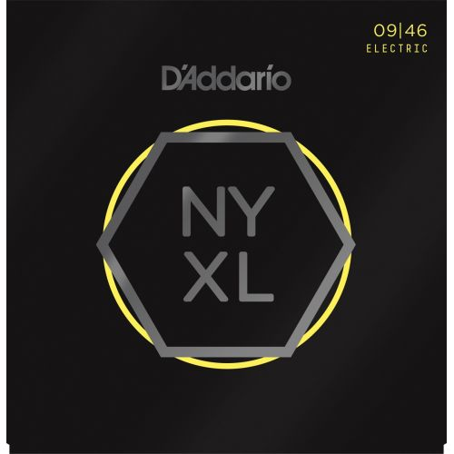 D'ADDARIO AND CO NYXL 09-46 NEW YORK XL SLTRB CUSTOM LIGHT