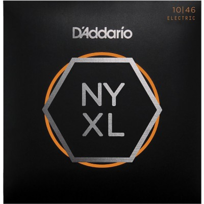 D'ADDARIO AND CO NYXL 10-46 NEW YORK XL LIGHT