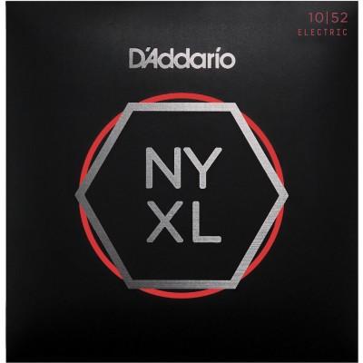 D'ADDARIO AND CO NYXL 10-52 NEW YORK XL LTHB LIGHT TOP HEAVY BOTTOM