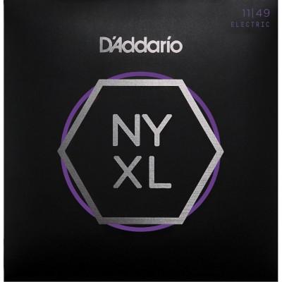 D'ADDARIO AND CO NYXL 11-49 NEW YORK XL MEDIUM