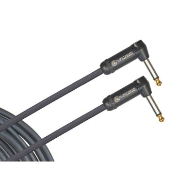 D'ADDARIO AND CO AMERICAN STAGE INSTRUMENT CABLE DUAL RIGHT ANGLE 20 FEET