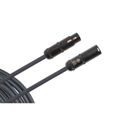 D'ADDARIO AND CO AMERICAN STAGE SERIES MICROPHONE CABLE XLR MALE TO XLR FEMALE 10 FEET