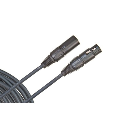 D'ADDARIO AND CO CLASSIC SERIES XLR MICROPHONE CABLE 50 FEET