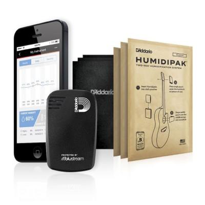 D'ADDARIO AND CO HUMIDIKIT HUMIDITRAK / HUMIDIPAK PACK BY D'ADDARIO