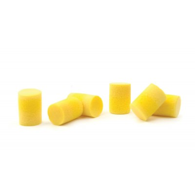 D'ADDARIO AND CO COMFORT FIT FOAM EAR PLUGS 3 PAIR