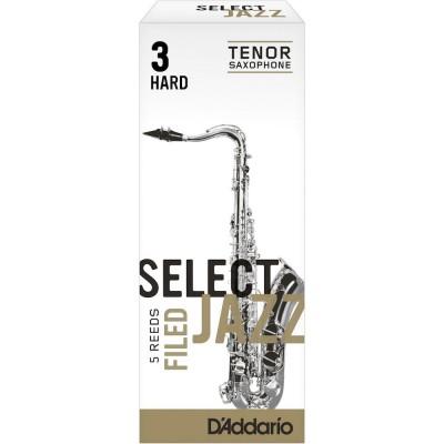 D'ADDARIO - RICO SELECT JAZZ FILED TENOR 3H