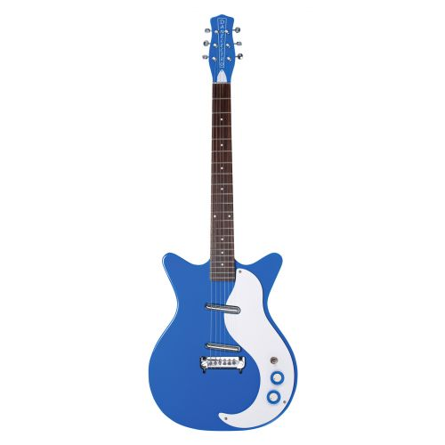 DANELECTRO 59 MODIFIED NEW OLD STOCK GO-GO BLUE