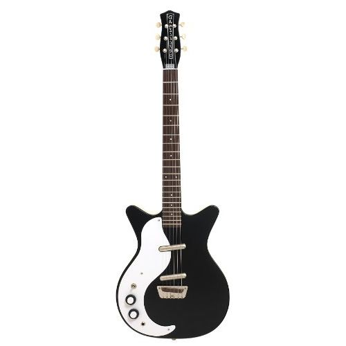 DANELECTRO LINKSHAENDER DANO 59 BLACK