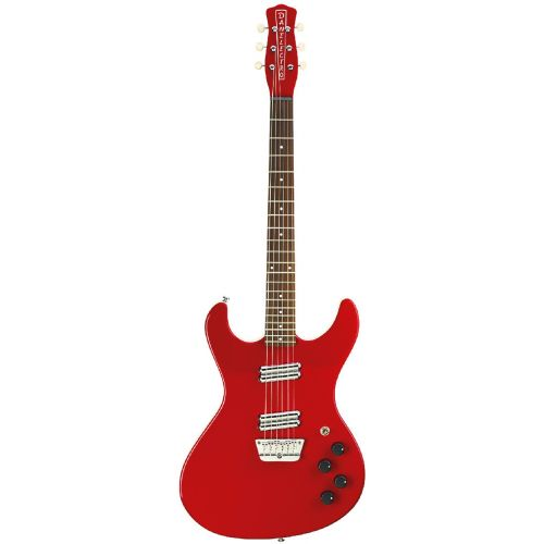 DANELECTRO HODAD RED METALLIC