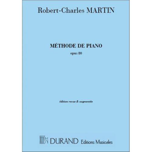 DURAND MARTIN R-C. - METHODE DE PIANO