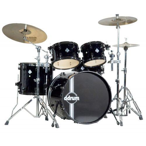 DDRUM DIABLO PLAYER - BLACK