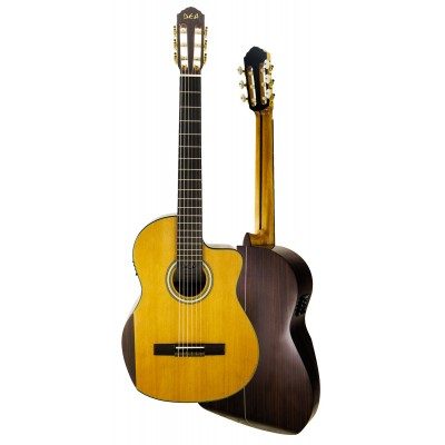 DEA GUITARS ERGONOMIC PRT C-CW NATURAL GLOSS