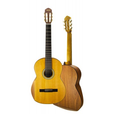 DEA GUITARS ERGONOMIC STD C 4/4 NATURAL SATIN