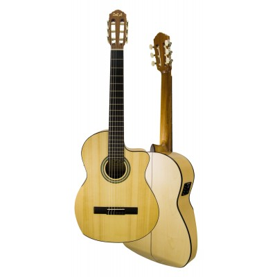 DEA GUITARS ERGONOMIC STD F-CW NATURAL GLOSS