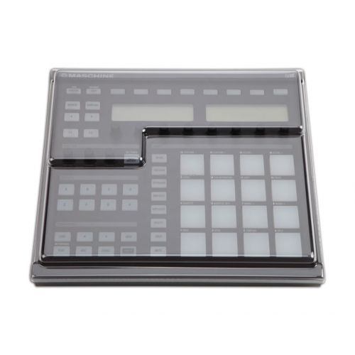 DECKSAVER DECK SAVER SMOKED CLEAR FUR MASCHINE MK2
