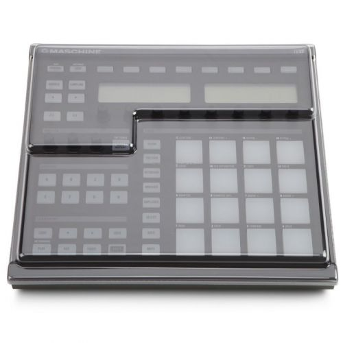 DECKSAVER DS MASCHINE NI TRANSPARENT FUR MASCHINE VON NATIVE INSTRUMENTS
