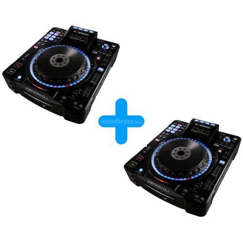 DENON DJ 2 X SC2900