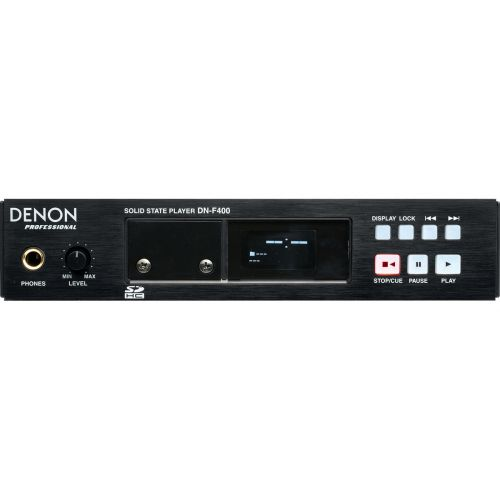 CUENCA DIGITAL AUDIO PLAYER SD/SDHC - USB