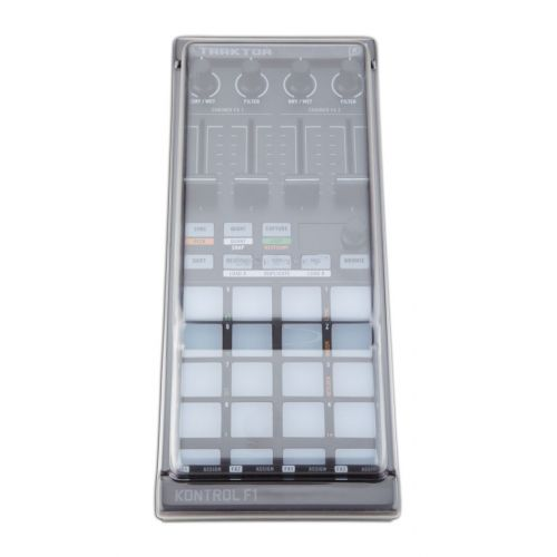 DECKSAVER DECK SAVER SMOKED CLEAR TRANSPARENT FOR TRAKTOR KONTROL X1/F1/Z1