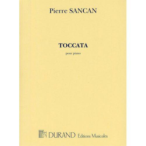 DURAND SANCAN - TOCCATA PIANO