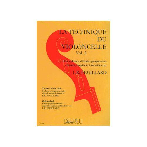 methode de violoncelle volume 2