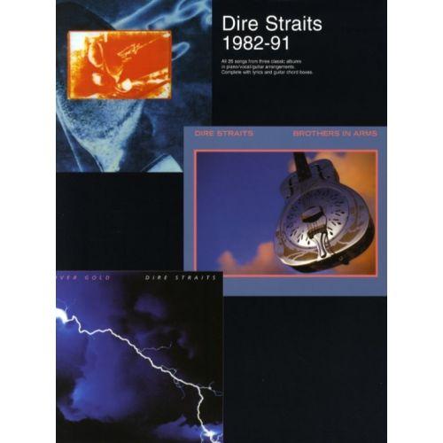 MUSIC SALES DIRE STRAITS 1982-91 - PVG
