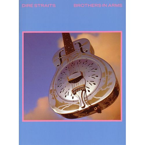 WISE PUBLICATIONS DIRE STRAITS BROTHERS IN ARMS - PVG