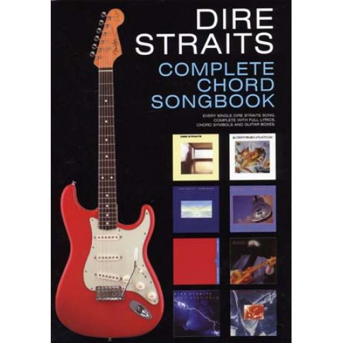 WISE PUBLICATIONS DIRE STRAITS - COMPLETE CHORD SONGBOOK