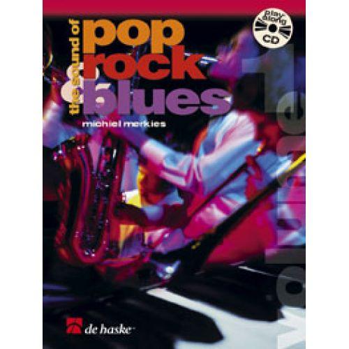 DEHASKE SOUND OF POP, ROCK & BLUES VOL.1 + CD - SAXOPHONE ALTO