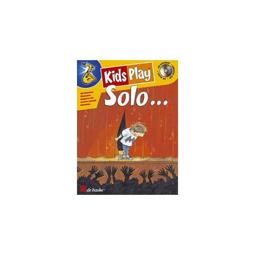 DEHASKE KIDS PLAY SOLO + CD - SAXOPHONE ALTO