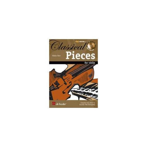 DEHASKE CLASSICAL PIECES - VIOLON