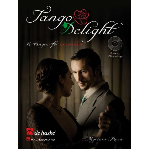 DEHASKE MEES MYRIAM - TANGO DELIGHT + CD - ACCORDION