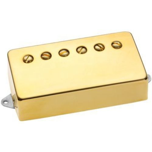 DIMARZIO DGG1601-G GOLD F-SPACED HUMBUKER PICKUP DECKEN