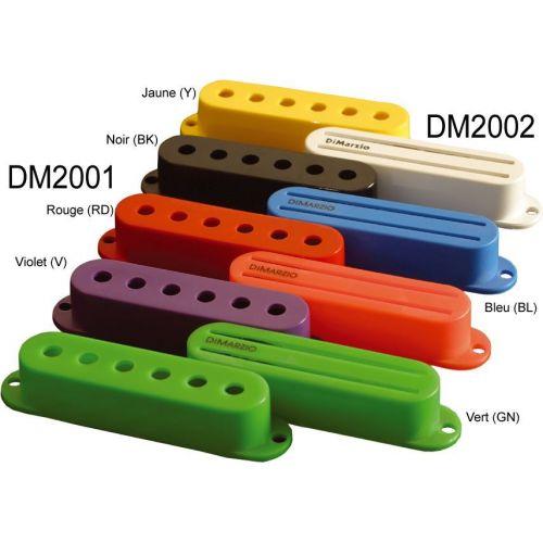 DIMARZIO DM2001-RD 3 ROT PICKUP DECKEN STRAT