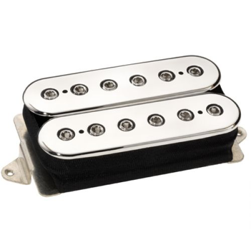 DIMARZIO DP100-CC SUPER DISTORTION HUMBUCKER CHROME TOPS